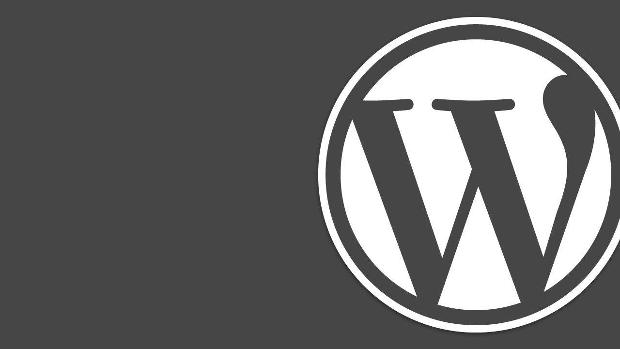 #DebuncTotD - WordPress Wednesday 31/8/2016 Debunc