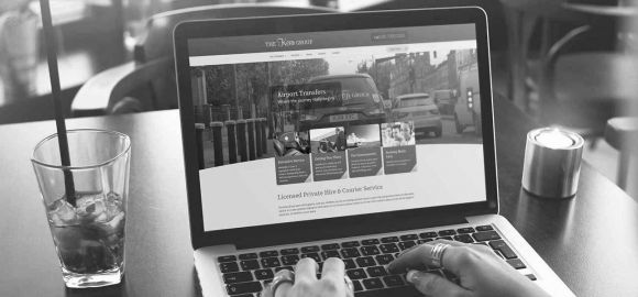 10 Great Examples Of Minicab Web Design