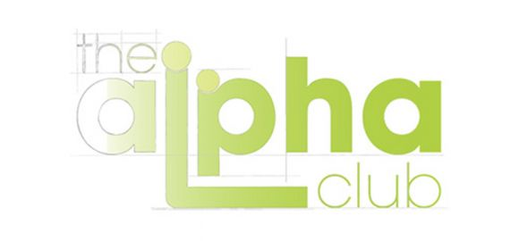 Building The Brand: The Alpha Club - Logo Choices (Part 2 of 3)