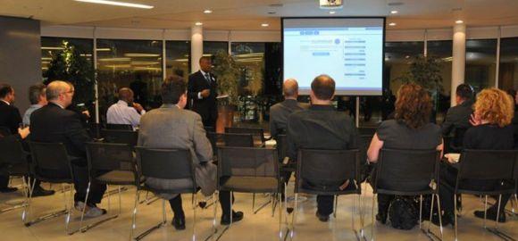 Debunc Present At The Marketing Grid Q1 Event