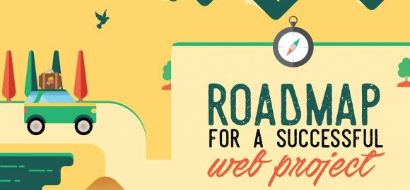 How to deliver a winning web project with a killer roadmap